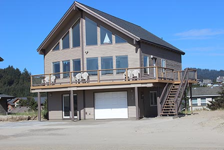 oceanfront luxury vacation homes in pacific city, oregon, Luxury Homes
